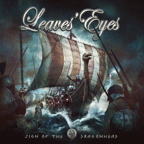 LEAVES' EYES / リーヴス・アイズ / SIGN OF THE DRAGONHEAD / サイン・オブ・ザ・ドラゴンヘッド<通常盤CD>