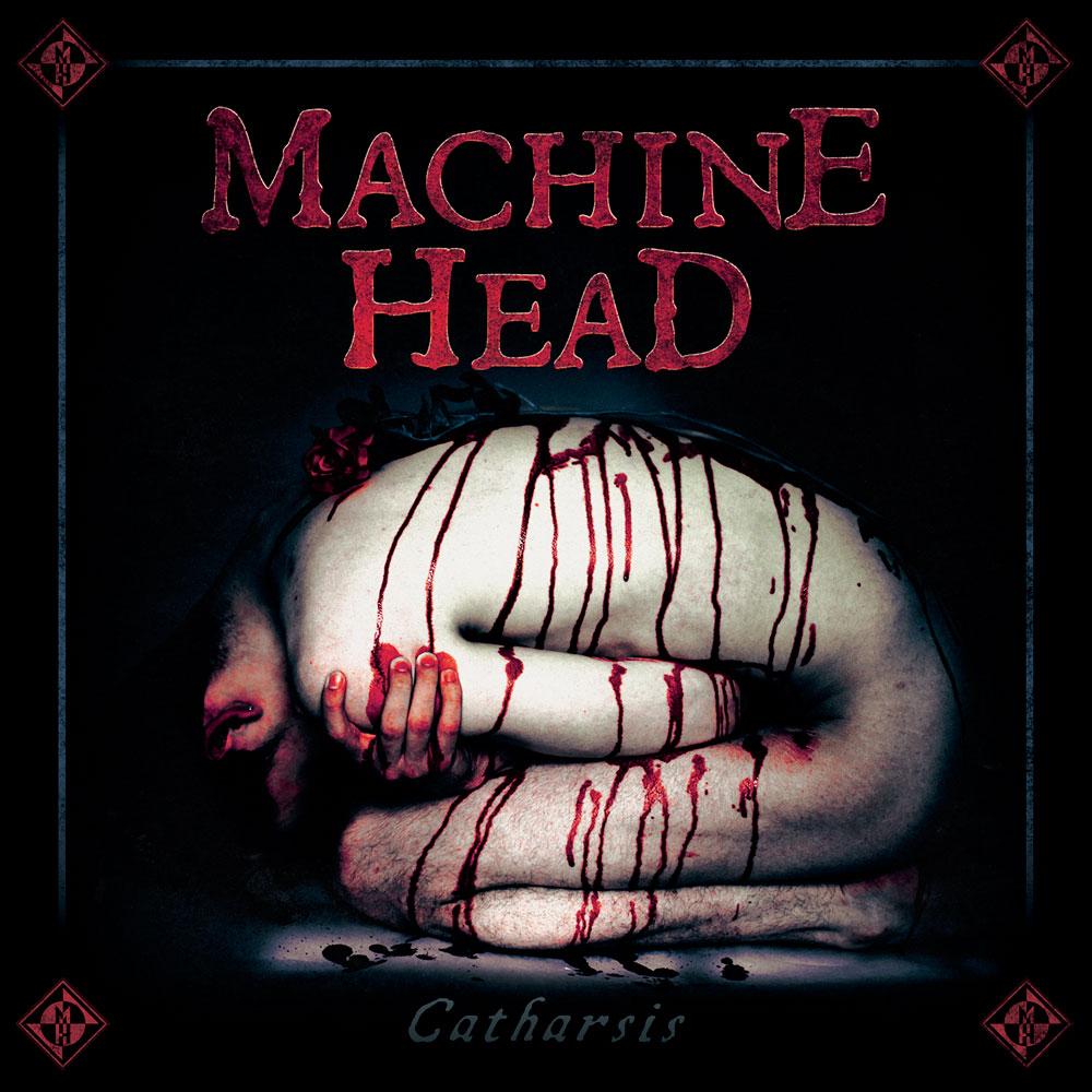 MACHINE HEAD / マシーン・ヘッド / CATHARSIS / カタルシス<完全生産限定盤CD+ライヴDVD+ライヴCD>