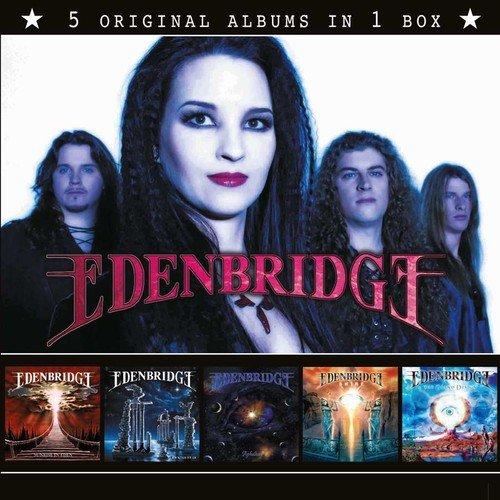 EDENBRIDGE / エデンブリッジ / 5 ORIGINAL ALBUMS IN 1 BOX <5CD/BOX>