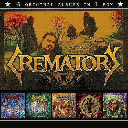 CREMATORY (from Germany) / クリーメトリー / 5 ORIGINAL ALBUMS IN 1 BOX <5CD/BOX>