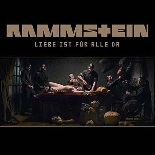 RAMMSTEIN / ラムシュタイン / LIEBE IST FUR ALLE<2LP>