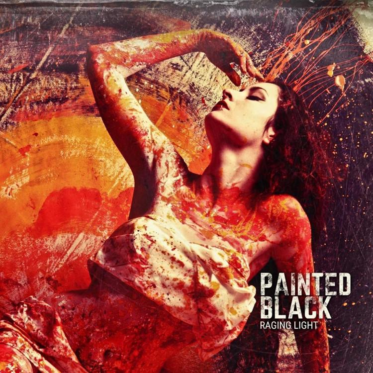 PAINTED BLACK (METAL) / ペインテッド・ブラック (METAL) / RAGING LIGHT / レイジング・ライト<直輸入盤国内仕様>