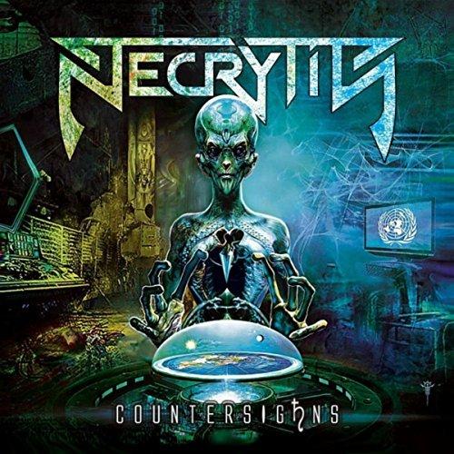 NECRYTIS / COUNTERSIGHNS <DIGI>