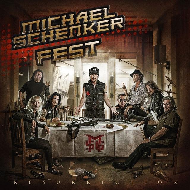 MICHAEL SCHENKER FEST / マイケル・シェンカー・フェスト / RESURRECTION / レザレクション<初回限定盤CD+ボーナスDVD>