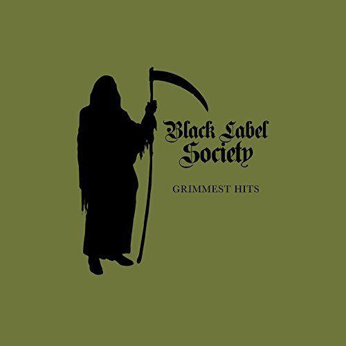BLACK LABEL SOCIETY / ザック・ワイルド・ブラック・レーベル・ソサイアティ / GRIMMEST HITS<PAPER SLEEVE>