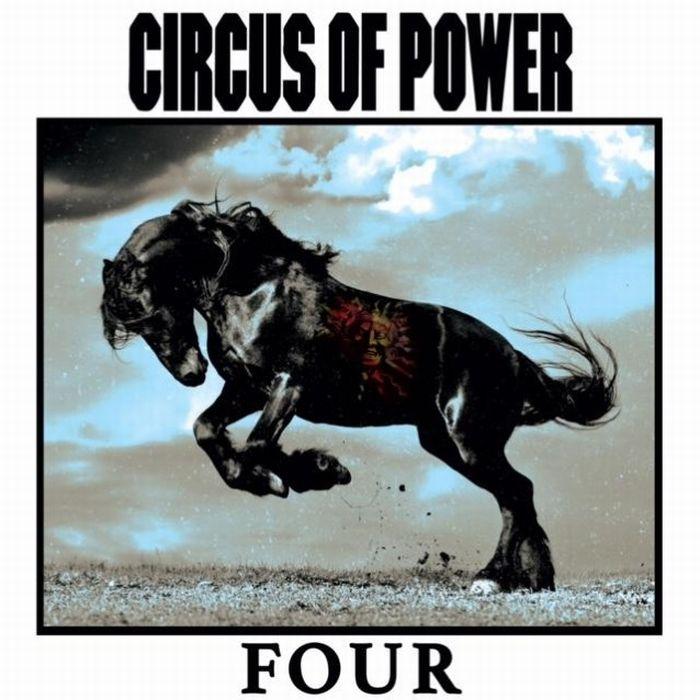 CIRCUS OF POWER / サーカス・オブ・パワー / FOUR<DIGI>