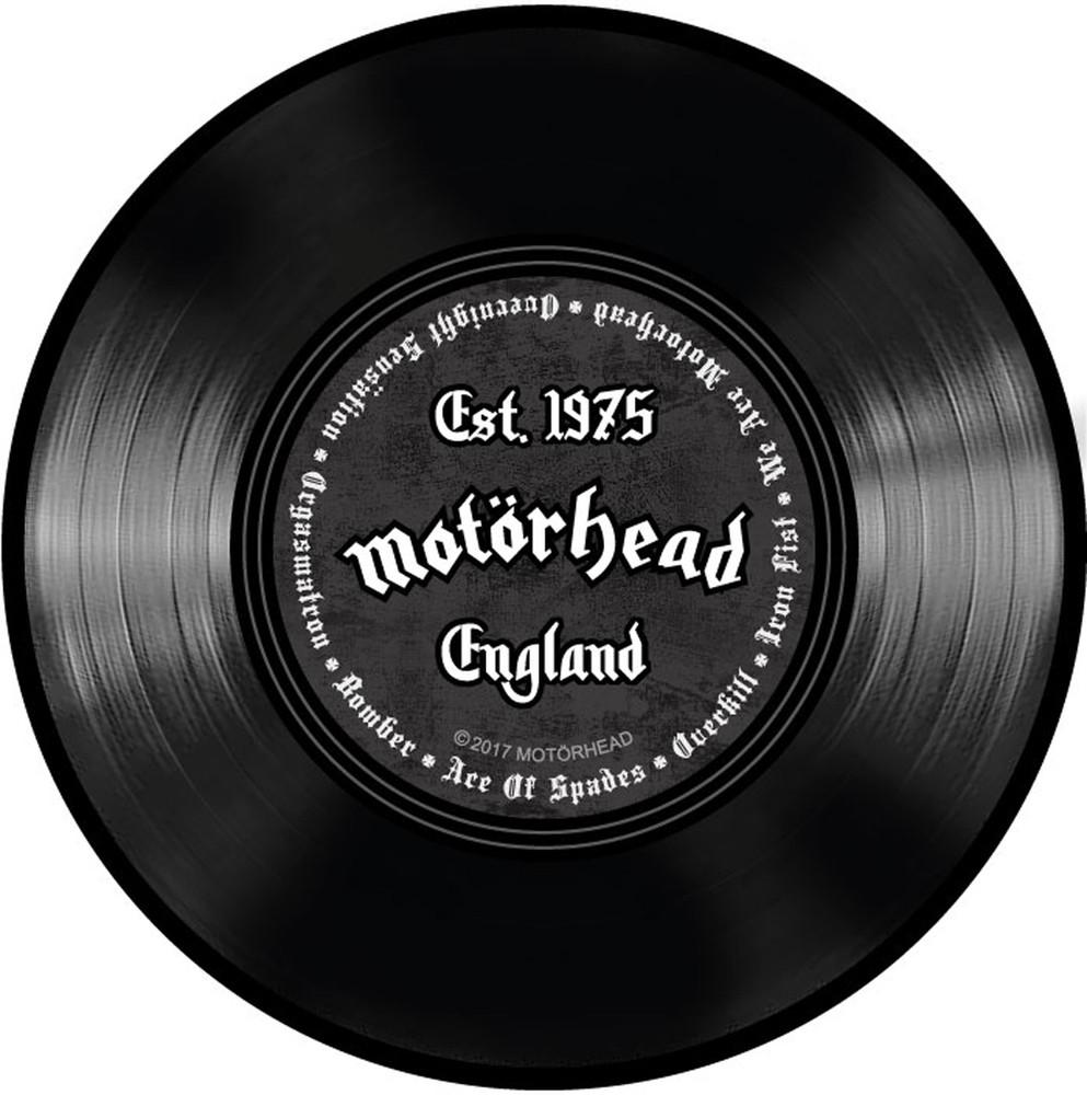 MOTORHEAD / モーターヘッド / SCHALLPLATTE MOUSEPAD