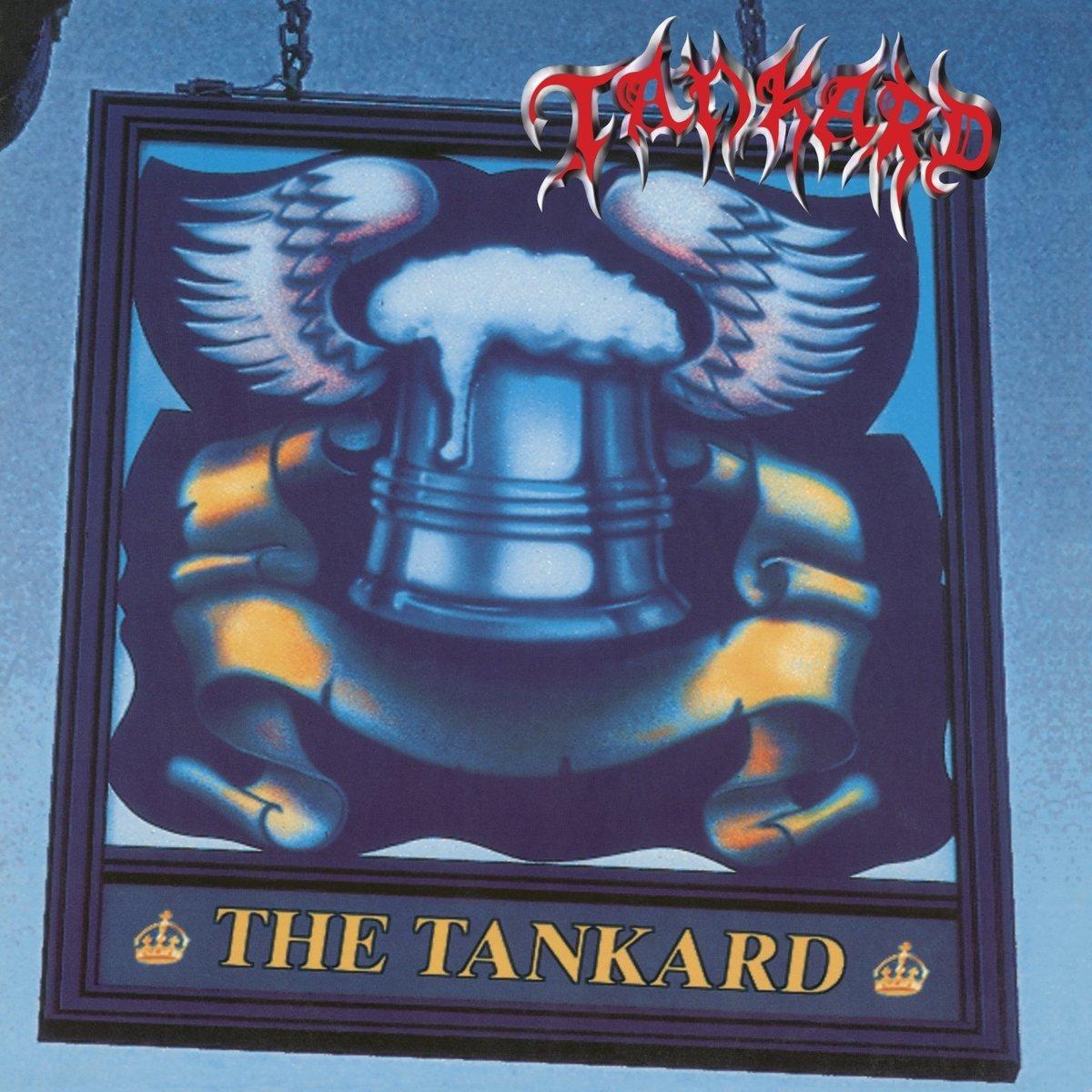 TANKARD / タンカード / THE TANKARD/TANKWART: AUFGETANKT<DIGI>