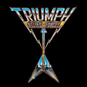 TRIUMPH / トライアンフ / ALLIED FORCES<LP>