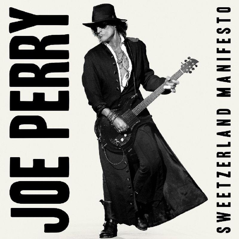 JOE PERRY / ジョー・ペリー / SWEETZERLAND MANIFESTO<DIGI>