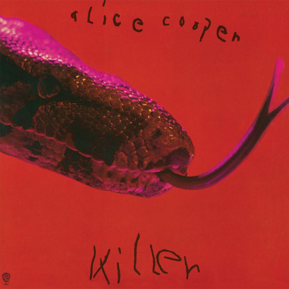 ALICE COOPER / アリス・クーパー / KILLER <RED VINYL>