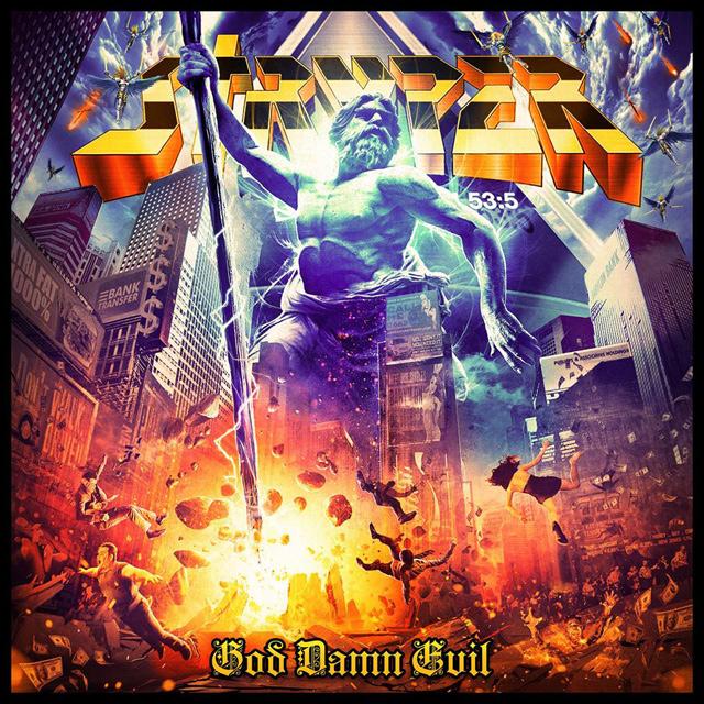 STRYPER / ストライパー / GOD DAMN EVIL / ゴッド・ダム・イーヴル