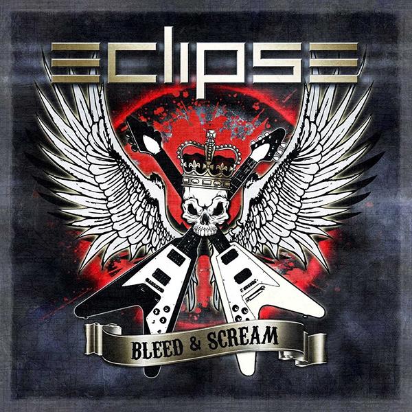 ECLIPSE (from Sweden) / エクリプス / BLEED AND SCREAM (TOUR EDITION) / ブリード・アンド・スクリーム<ツアー・エディション / SHM-CD>