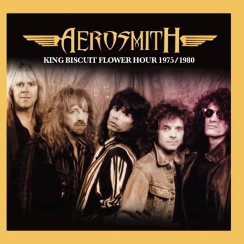 AEROSMITH / エアロスミス / KING BISCUIT FLOWER HOUR / キング・ビスケット・フラワー・アワー<直輸入盤国内仕様/2CD>