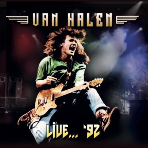 VAN HALEN / ヴァン・ヘイレン / LIVE '92 / ライブ '92 <直輸入盤国内仕様>