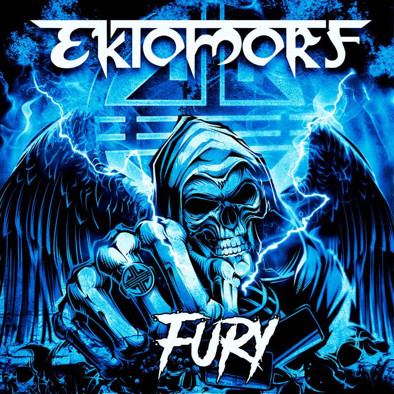 EKTOMORF / エクトモーフ / FURY<DIGI>