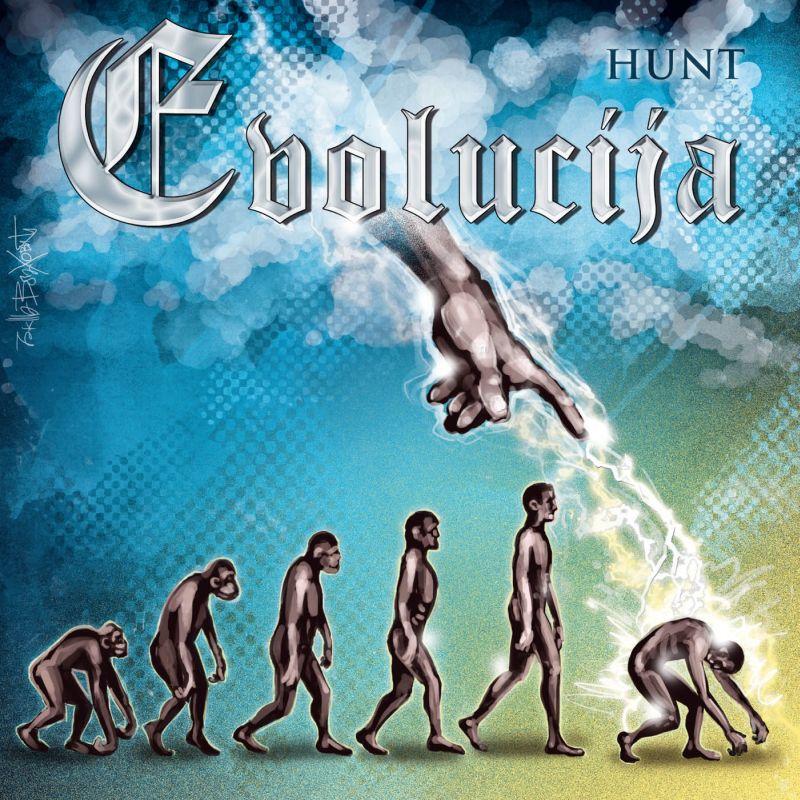 EVOLUCIJA / HUNT