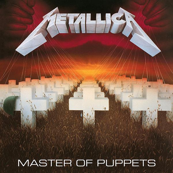 METALLICA / メタリカ / MASTER OF PUPPETS / メタル・マスター<リマスター / SHM-CD>