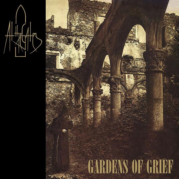 "AT THE GATES / アット・ザ・ゲイツ / GARDENS OF GRIEF<10"" / WHITE VINYL>"