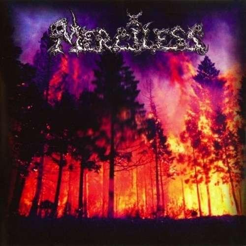 MERCILESS / MERCILESS<ORANGE/BLACK MARBLE VINYL>