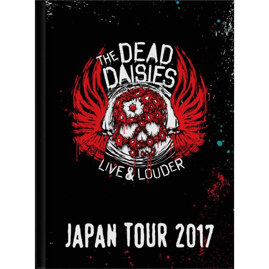 THE DEAD DAISIES / ザ・デッド・デイジーズ / THE DEAD DAISIES LIVE & LOUDER JAPAN 2017 / ザ・デッド・デイジーズ ライブ・アンド・ラウダー・ジャパン 2017 日本限定写真集