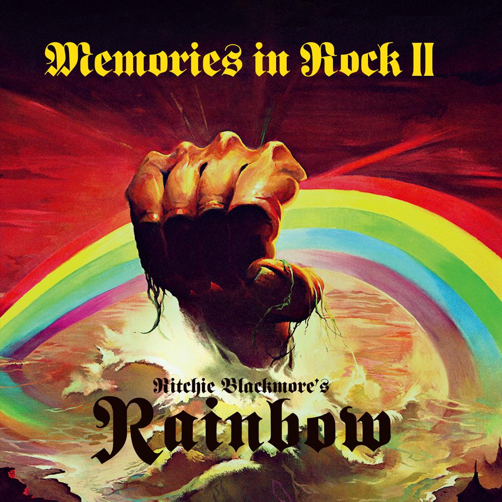 RITCHIE BLACKMORE'S RAINBOW / リッチー・ブラックモアズ・レインボー / MEMORIES IN ROCK II / メモリーズ・イン・ロックII~ライヴ・イン・イングランド2017<通常盤3CD>