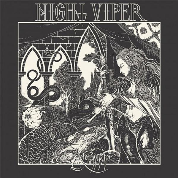 NIGHT VIPER / NIGHT VIPEWR / EXTERMINATOR<SLIP CASE>
