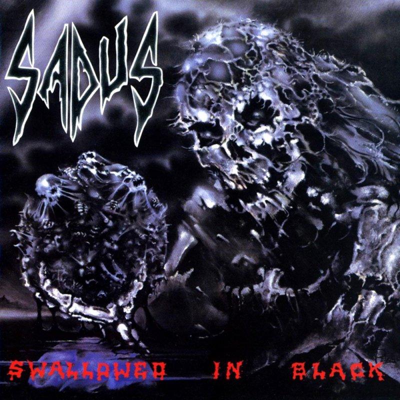 SADUS / セイダス / SWALLOWED IN BLACK<DIGI>