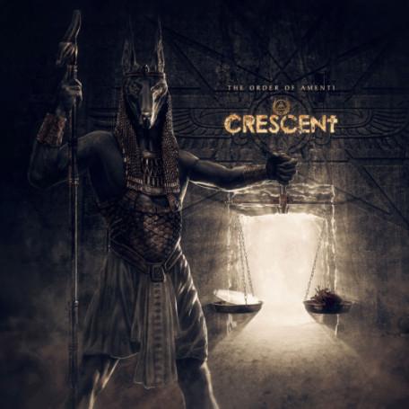 CRESCENT (METAL) / THE ORDER OF AMENTI<SLIP CASE>