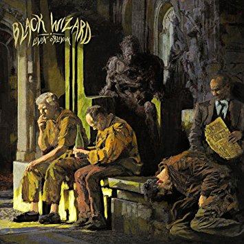 BLACK WIZARD / LIVIN' OBLIVION<DIGI>