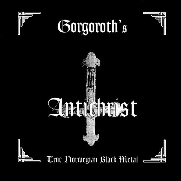GORGOROTH / ゴルゴロス / ANTICHRIST<BLACK VINYL>