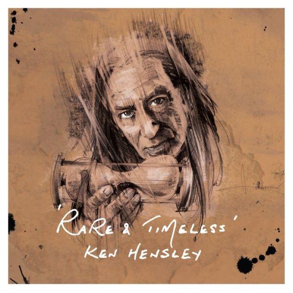 KEN HENSLEY / ケン・ヘンズレー / RARE & TIMELESS<DIGI>