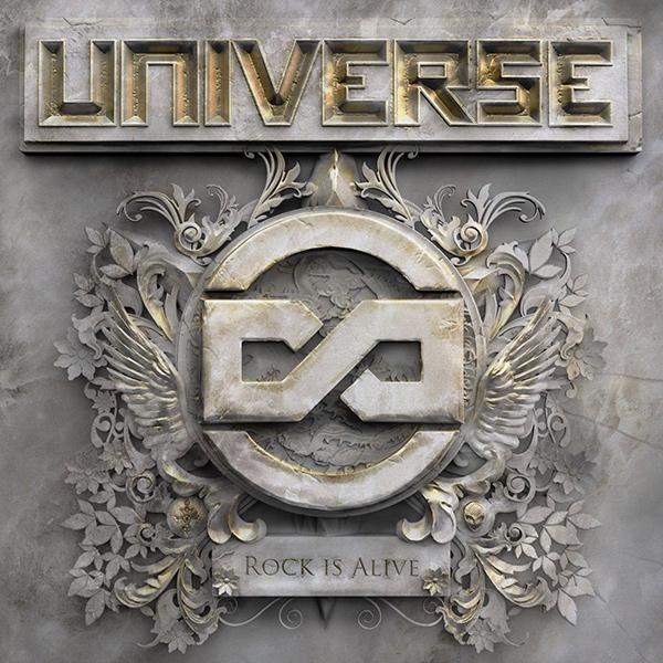 UNIVERSE INFINITY(UNIVERSE) / ユニヴァース・インフィニティー(ユニヴァース) / ROCK IS ALIVE
