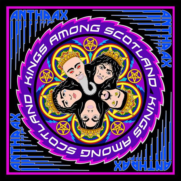 ANTHRAX / アンスラックス / KINGS AMONG SCOTLAND / キングス・アモング・スコットランド<通常盤 / 2CD>