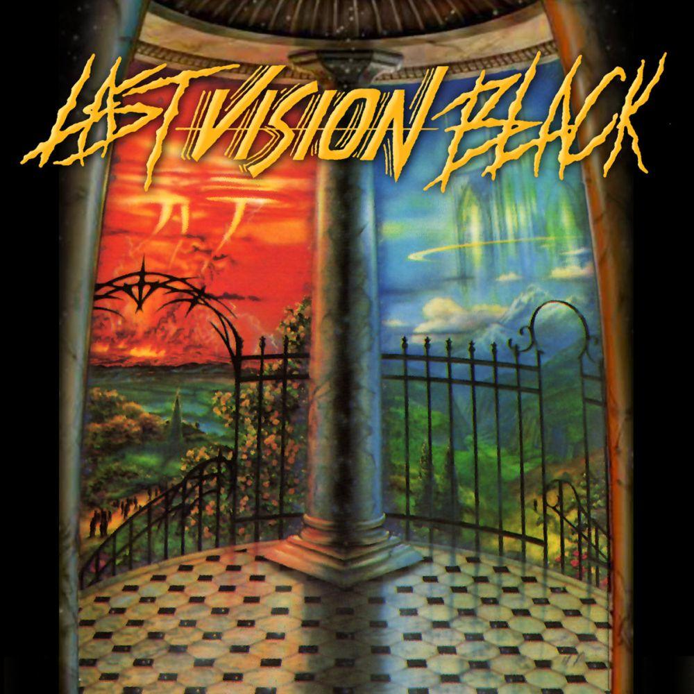 LAST VISION BLACK / LAST VISION BLACK