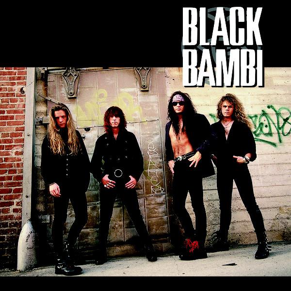 BLACK BAMBI / BLACK BAMBI