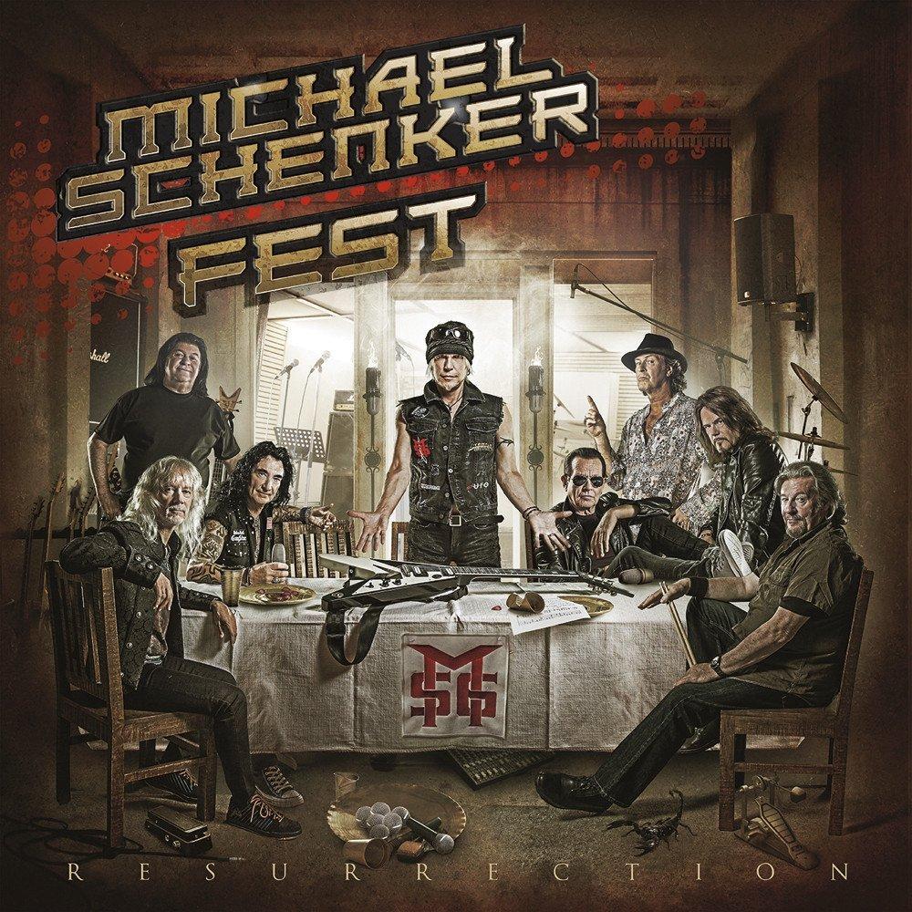 MICHAEL SCHENKER FEST / マイケル・シェンカー・フェスト / RESURRECTION