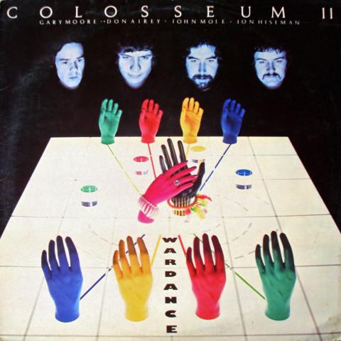 COLOSSEUM II / コロシアムII / WAR DANCE