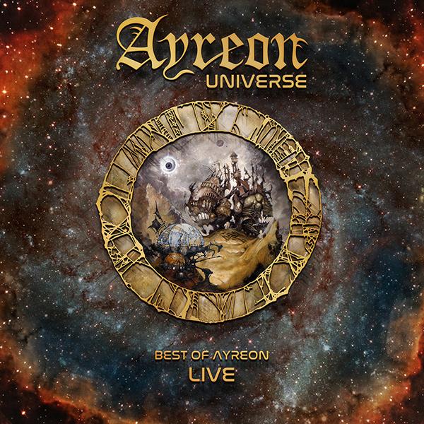 AYREON / エイリオン / AYREON UNIVERSE - BEST OF AYREON LIVE<2CD>
