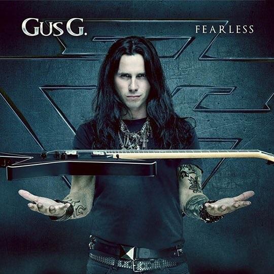 GUS G. / ガス・ジー / FEARLESS / フィアレス