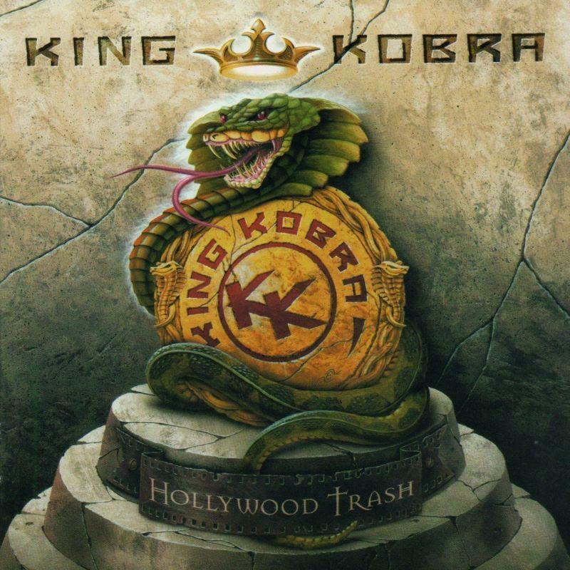 KING KOBRA / キング・コブラ / HOLLYWOOD TRASH<DIGI>