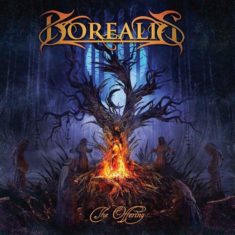 BOREALIS(METAL) / ボレアリス / THE OFFERING<DIGI>