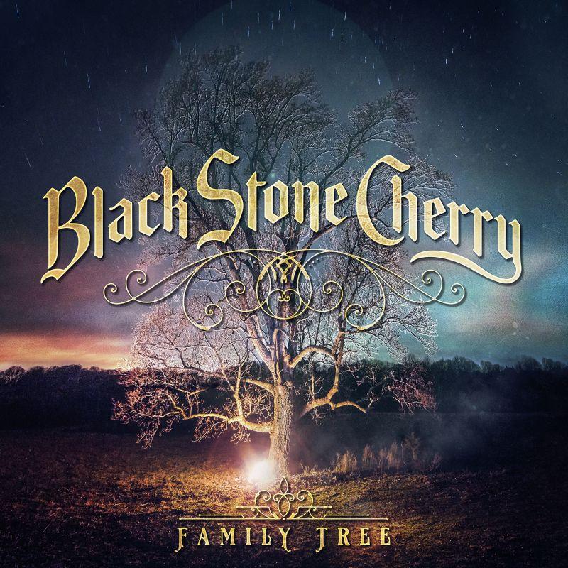 BLACK STONE CHERRY / ブラック・ストーン・チェリー / FAMILY TREE<DIGI>