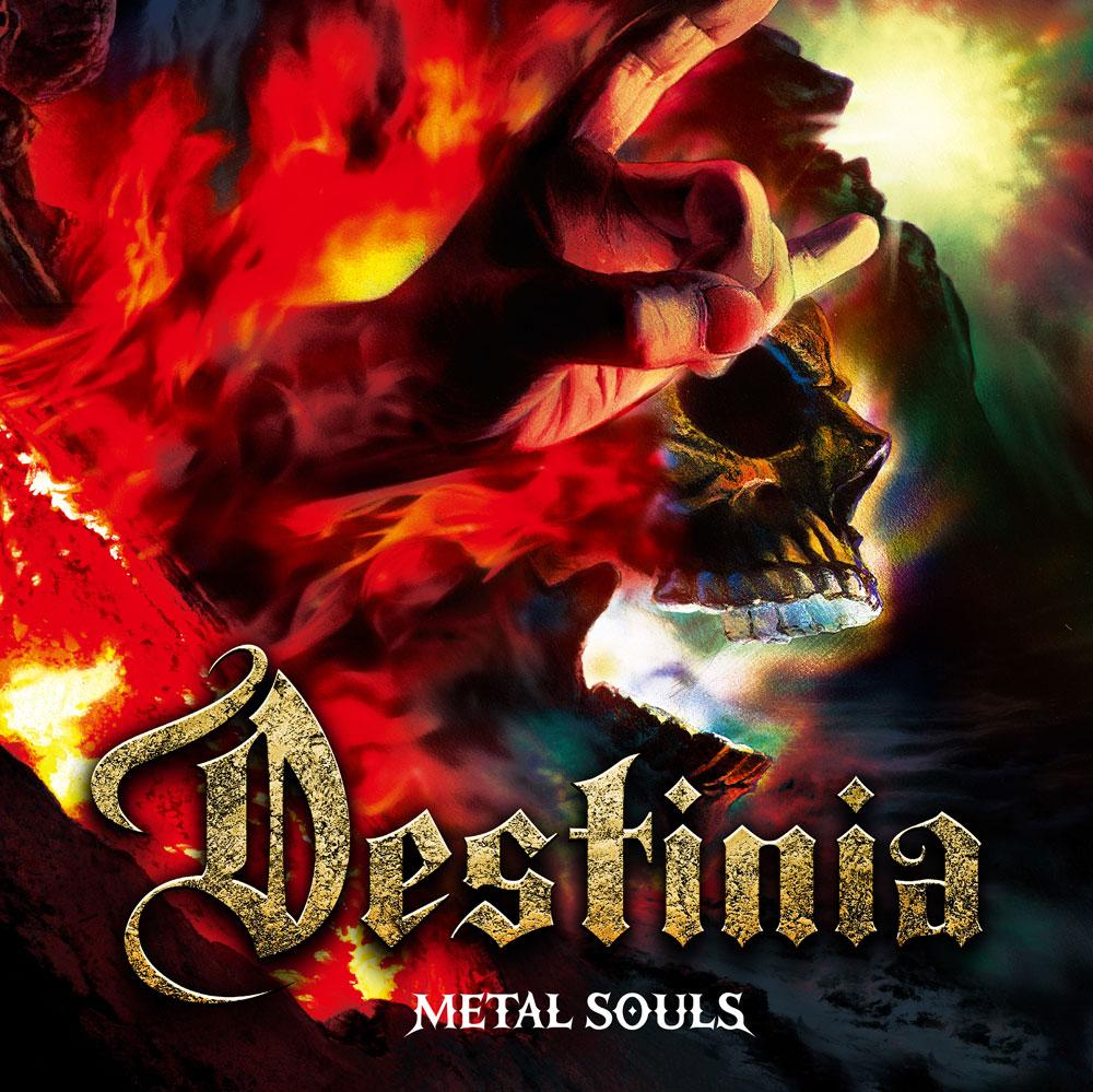 NOZOMU WAKAI'S DESTINIA / 若井望 / METAL SOULS<初回限定盤CD+ボーナスDVD>