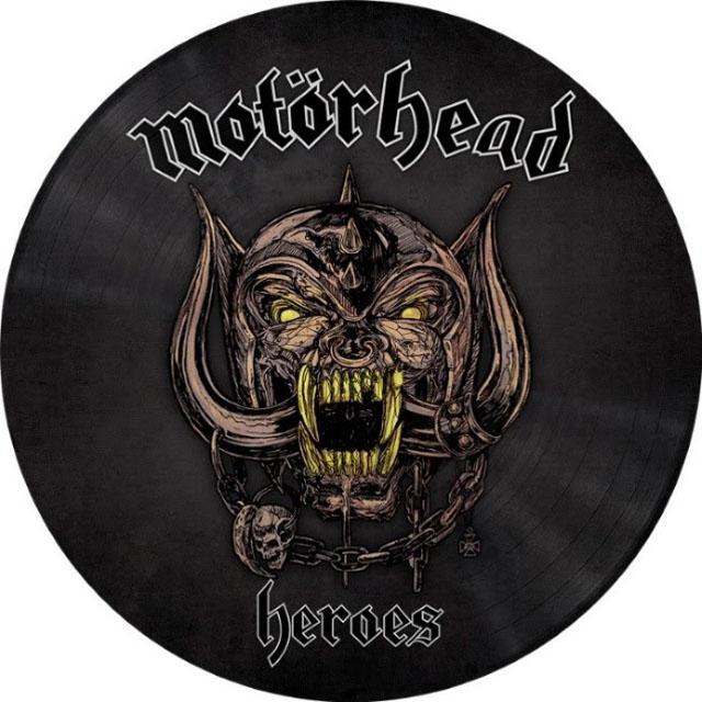MOTORHEAD / モーターヘッド / HEROES <7''/PICTURE VINYL>