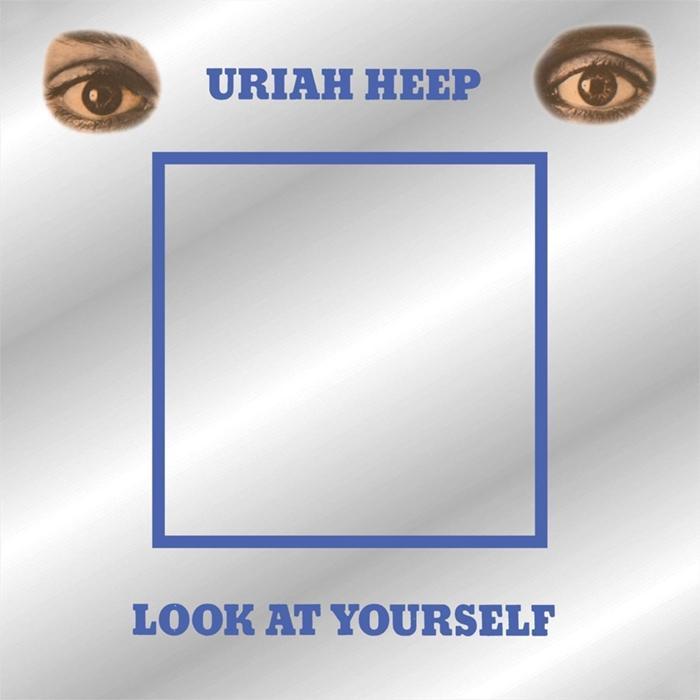 URIAH HEEP / ユーライア・ヒープ / LOOK AT YOURSELF<SPLATTER VINYL>