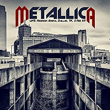 METALLICA / メタリカ / Live: Reunion Arena, Dallas, TX, 5 Feb 89<2CD/直輸入盤国内仕様>