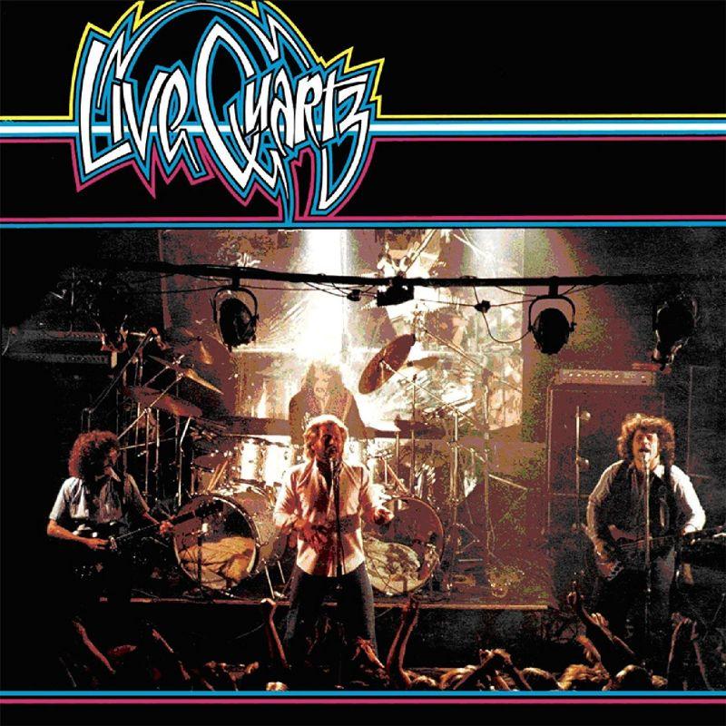 QUARTZ (METAL) / クオーツ / LIVE QUARTZ<LP>