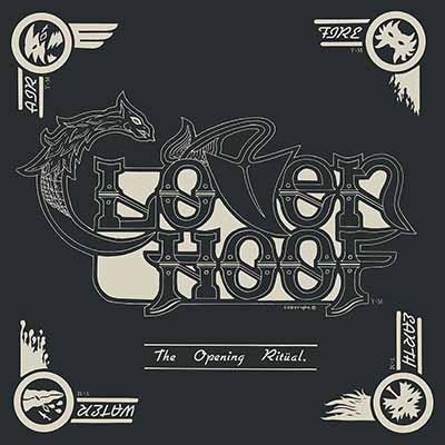 CLOVEN HOOF / THE OPENING RITUAL<BLACK VINYL>