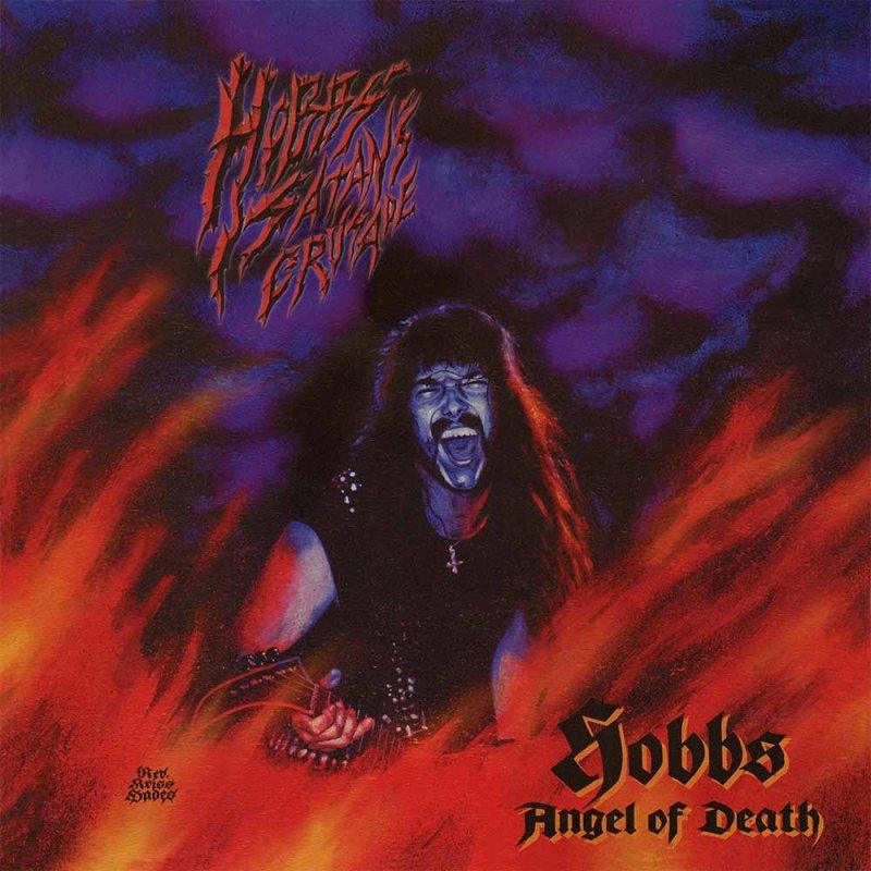 HOBB'S ANGEL OF DEATH / ホブス・エンジェル・オブ・デス / HOBBS' SATAN'S CRUSADE